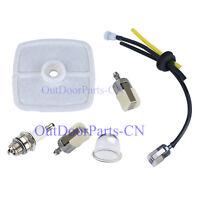 Air Filter Fuel Maintenance Kit Spark Plug For Echo GT200 PE200 SRM210 HC150 New