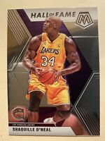 2019-20 Panini Mosaic Shaquille O'Neal Hall Of Fame #281 - ** MINT! WOW!! **