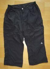 VAUDE Radhose 3/4 Gr. 38 schwarz NEUW. Radlerhose Rad Hose Shorts Bermuda Wander