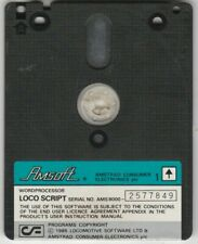 LOCOSCRIPT & CP/M PLUS Start Up Disc For The AMSTRAD PCW 8256 & 8512 (Faulty)