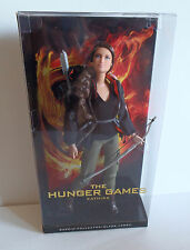 Barbie Collector The Hunger Games Katniss, Black Label 2012 Doll