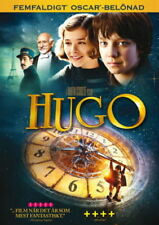 Hugo (DVD, 2012) Martin Scorsese NEW SEALED PAL R2 Nordic Packaging