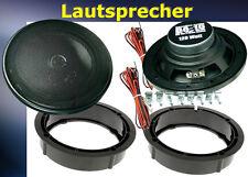 = Lautsprecher Einbau Setpassend für  Audi A2 hinten 240Watt ~