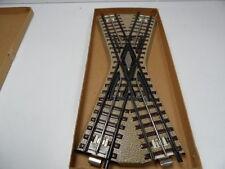 Märklin 3600 K- HO - 1 Kreuzung mit durchgehendem Mittelleiter - TOP in OVP