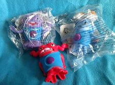 2 x McDonalds toys / figures HOME MOVIE 2x sealed in original packet