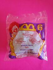 1997 McDonald's Happy Meal Hunchback Of Notre Dame Juggling Balls #6