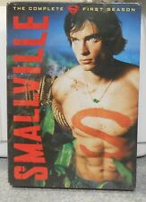 Smallville - Season 1 (DVD, 2003, 6-Disc Set) BRAND NEW