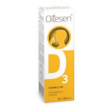 OILESEN™ Vitamin D3 500, spray (Made in Switzerland)