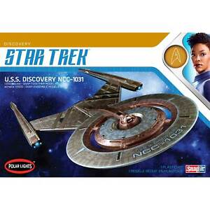Polar Lights 1/2500 Star Trek Discovery 2T