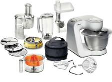 Bosch MUM 54251 Styline Küchenmaschine weiß/silber