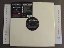ANT BANKS T.W.D.Y. DERTY WERK DBL LP 1999 FEAT E-40 TOO SHORT POOHMAN TH9986