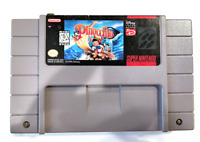 Disney's Pinocchio SUPER NINTENDO SNES GAME Tested ++ Working ++ AUTHENTIC!
