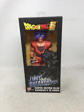 Limit Breaker Series Super Saiyan Blue Kaioken X 10 Goku Action Figure Sealed