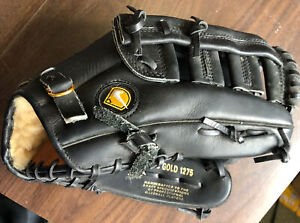 Nike Pro Gold 1275 Baseball Softball Glove 12.75 Right Throwing Dri-Fit LHT USED