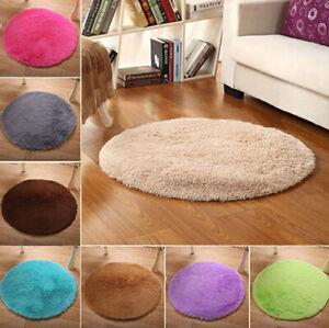 Home Decor Soft Bath Bedroom Non-slip Floor Shower Rug Yoga Plush Carpet Mat