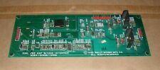JOURNEY - Midway Arcade - DUAL POWER AMP with CASSETTE INTERFACE - PCB -