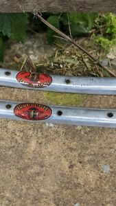 Fiamme Red Label Sprint Rims 32/40