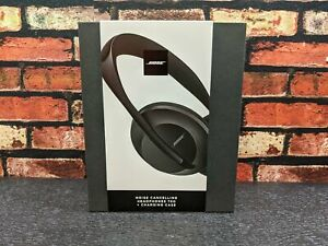 Bose NC700 Noise Cancelling Wireless Over-Ear Headphones with Charging Case NEW