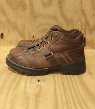 Men's GBX Leather Work Shoes Size 8.5