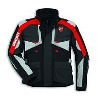 DUCATI Dainese STRADA C3 GoreTex Textiljacke Tex Jacke Jacket schwarz rot NEU