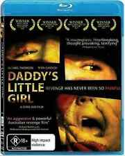 Daddy's Little Girl (Blu-ray)  Revenge Has Never Been So Painful. NEW/SEALED