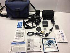 Olympus C-5060 Wide Zoom 5.1 MP Digital Camera works, clean lens