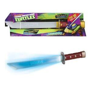 Playmates 92061 Teenage Mutant Ninja Turtles Leonardos Electronic Stealth Sword
