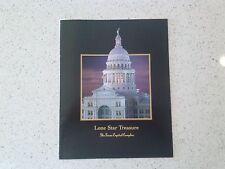 Austin Texas Capital Souvenir Booklet