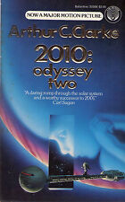 Complete Set Series - Lot of 4 Space Odyssey books by Arthur C. Clarke 2001 2010