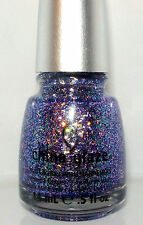 China Glaze Nail Polish MARRY A MILLIONAIRE Eye Candy Collection Lacquer Glitter