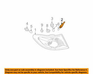81555-33431 Toyota Socket & wire sub-assy, rear combination lamp, rh 8155533431,