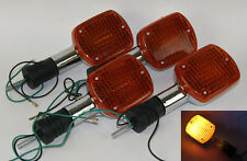 Turn Signals Light Fit HONDA REBEL CMX 250 / VT 400 600 1100 SHADOW VF 750 Magna