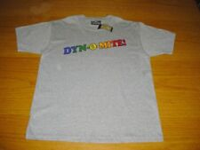 NEW WT NAPOLEON DYNOMITE GRAY COTTON GRAPHIC T-SHIRT TEEN YOUNG MENS  M