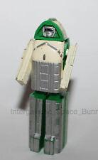 1986 Bandai Machine Robo Japanese Train Robo MR-12 Action Figure ( Green )