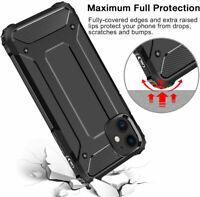 Bumper Shockproof Hybrid Case For Apple iPhone 7, 8, XS, 11Pro, SE, XR,12, 12PRO