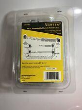 Zareba 16ft Expandable Electric Fence Spring Gate Kit GHKS16-Z NEW in Box
