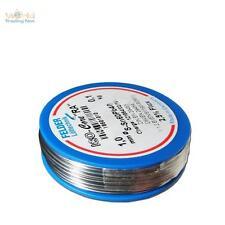 Felder Soldering wire Soldering tin Tube lot 100 g with Soldering flux