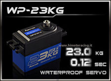 SERVO COMANDO DIGITALE 23 Kg WP-23KG WATERPROOF POWER HD INGRANAGGI TITANIO