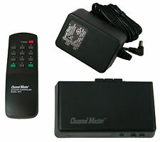 Channel Master 9537 Antenna Rotator (Rotor) Automatic Control Unit with Remote