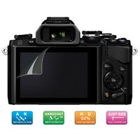 4x LCD Screen Protector Film for Olympus E-M1 / E-M10 / E-M10 II / E-M5 Mark II