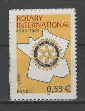 France - autoadhésif n° 52 (3750) neuf ** - ROTARY INTERNATIONAL