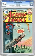 Action Comics #436  CGC 9.6  NM+  off white pages