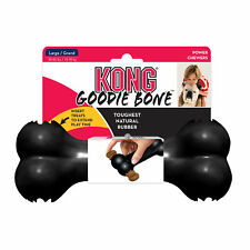 KONG Extreme Goodie Bone Durable Natural Rubber Dog Fun Treats Toy Large