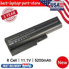 Battery For IBM ThinkPad R60 R61 R61I R61E T60 T60P T61 T61P T500 W500 Z60M Z61M