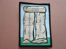 Stonehenge Stomp 2011 Walking Hiking Cloth Patch Badge (L3K)