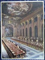 England Painted Hall Royal Naval College Greenwich - posted 1962