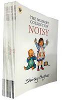 Shirley Hughes Nursery 10 Books Collection Set Childrens pack ABC,123,NOISY PB