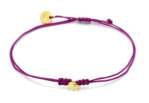 Bracelet enfant Elephant - La bonne étoile