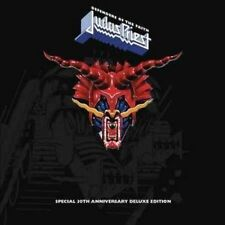 Slip Treble Judas Priest Defenders of The Faith 30th Ann Deluxe 3cd