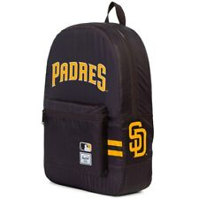 Herschel Supply Company San Diego Padres Packable Daypack Backpack Brown